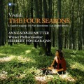 Anne-Sophie Mutter, Herbert Von Karajan, Wiener Philharmoniker – Antonio Vivaldi. The Four Seasons (LP)