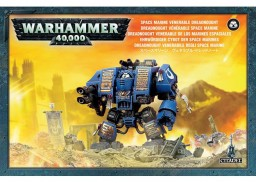 Набор миниатюр Warhammer 40,000. Space Marine Venerable Dreadnought