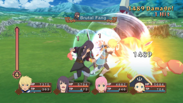 Tales of Vesperia. Definitive Edition [PC, Цифровая версия]