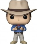 Фигурка Funko POP Movies: Jurassic Park – Dr. Alan Grant (9,5 см)