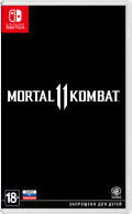 Mortal Kombat 11 [Switch]