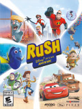 Rush: A Disney Pixar Adventure [PC, Цифровая версия]