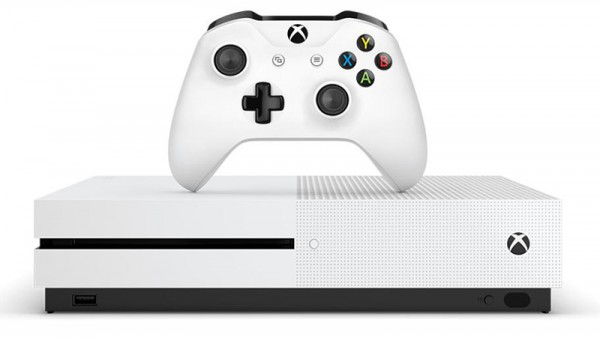 Комплект Xbox One S (500GB) + игра Minecraft Favorites [ZQ9-00048]