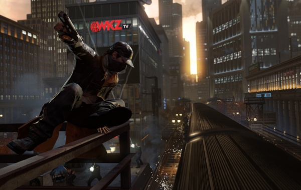 Watch Dogs. Vigilante Edition [PS3]