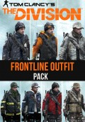Tom Clancy's The Division. Frontline. Дополнение [PC, Цифровая версия]
