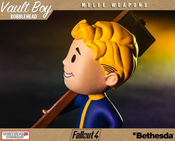 Фигурка Fallout Vault Boy. 111 Bobbleheads. Series One. Melee Weapons (13 см)