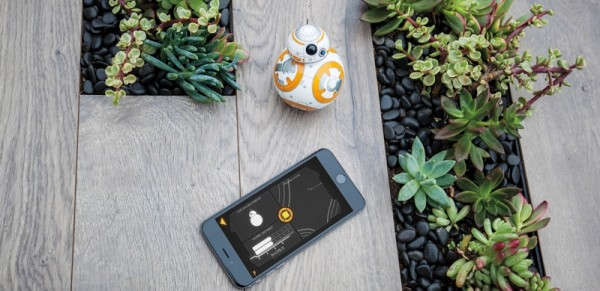 Интерактивный дроид Star Wars BB-8