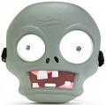 Маска Plants vs Zombies. Zombie Mask