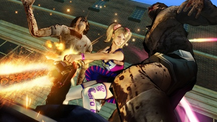 Lollipop Chainsaw [PS3]