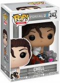 Фигурка Funko POP Games Portal 2: Chell With Portal Gun (9,5 см)