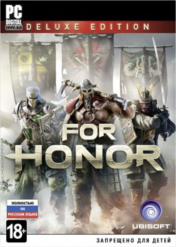 For Honor. Deluxe Edition  [PC, Цифровая версия]