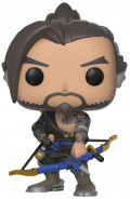 Фигурка Funko POP Games: Overwatch – Hanzo (9,5 см)