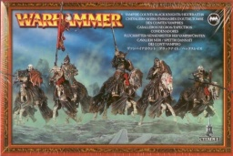 Набор миниатюр Warhammer 40,000. Vampire Counts Black Knights/Hexwraiths