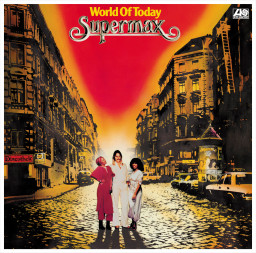 Supermax – World Of Today (LP)