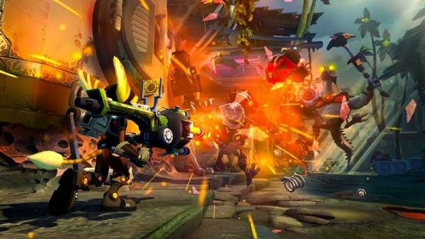 Ratchet & Clank. Nexus [PS3]