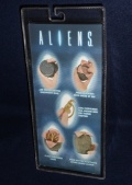 Фигурка Aliens. Egg with Launching Face Hugger & LED Lights (11 см)