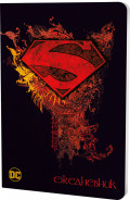 Ежедневник DC: Superman – The Man Of Steel