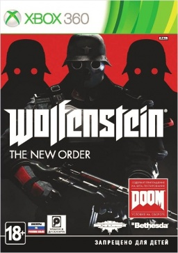 Wolfenstein. The New Order [Xbox 360]