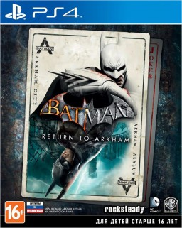 Batman: Return to Arkham [PS4]