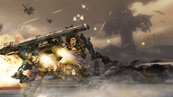 Armored Core. Verdict Day [Xbox 360]