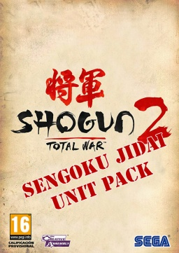 Total War: SHOGUN 2. Sengoku Jidai Unit Pack [PC, Цифровая версия]