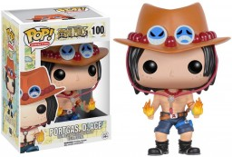 Фигурка Funko POP Animation: One Piece – Portgas D. Ace (9,5 см)