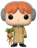Фигурка Funko POP: Harry Potter – Ron Weasley Herbology (9,5 см)