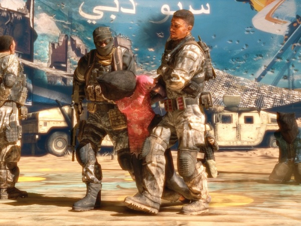Spec Ops. The Line [PS3]