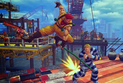Ultra Street Fighter IV [PC-Jewel]