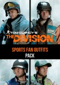Tom Clancy's The Division. Sports Fan Outfits. Дополнение