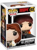Фигурка Funko POP Comics Hellboy: Liz Sherman (9,5 см)