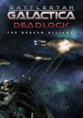 Battlestar Galactica Deadlock. The Broken Alliance. Дополнение [PC, Цифровая версия]