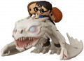Фигурка Funko POP: Harry Potter – Hermione & Ron Riding Gringotts Dragon (9,5 см)