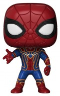 Фигурка Avengers Infinity War Funko POP Marvel: Iron Spider Bobble-Head (9,5 см)