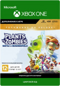 Plants vs. Zombies: Battle for Neighborville. Deluxe Upgrade. Дополнение [Xbox One, Цифровая версия]