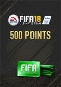 FIFA 18: Ultimate Team. FIFA Points 500 [PC, Цифровая версия]