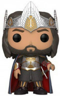 Фигурка Funko POP Movies: Lord Of The Rings – King Aragorn (9,5 см)
