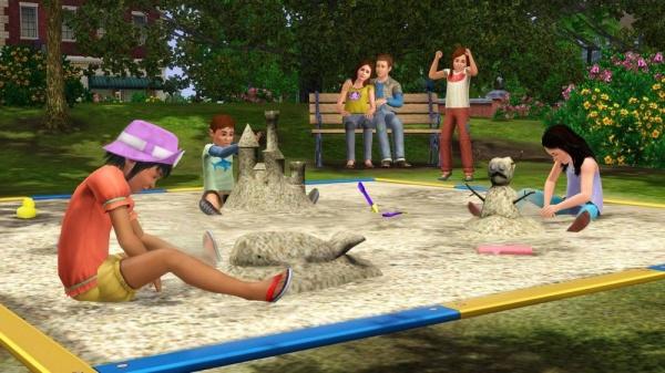 Игру Sims 3 Все Возрасты Дополнение