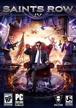 Saints Row IV [PC]