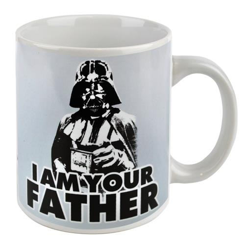 Кружка Star Wars: Vader I Am Your Father (400 мл)
