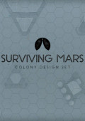 Surviving Mars. Colony Design Set. Дополнение [PC, Цифровая версия]