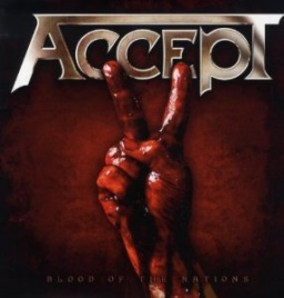 Accept. Blood Of The Nations (2 LP)