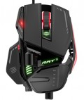 Проводная мышь Mad Catz RAT 8 Gaming Mouse – Black/Red для PC