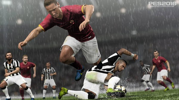 Pro Evolution Soccer 2016 [PC-Jewel]