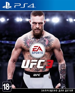 UFC 3 [PS4] – Trade-in | Б/У