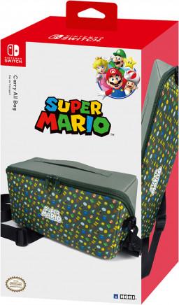 70239c149a3c Купить Сумка Hori Super Mario для акссесуаров и консоли Nintendo Switch  (серая) из раздела Аксессуары для консолей и ПК в интернет магазине 1С  Интерес по ...