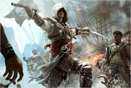 Assassin's Creed IV. Черный флаг [PS4]