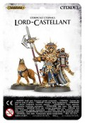 Warhammer. Миниатюра Stormcast Eternals Lord-Castellant