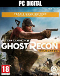 Tom Clancy's Ghost Recon: Wildlands. Year 2 Gold Edition [PC, Цифровая версия]