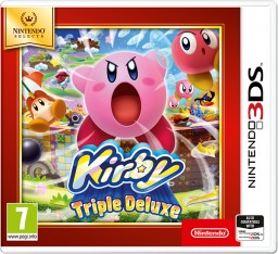 Kirby Triple Deluxe. Nintendo Select [3DS]